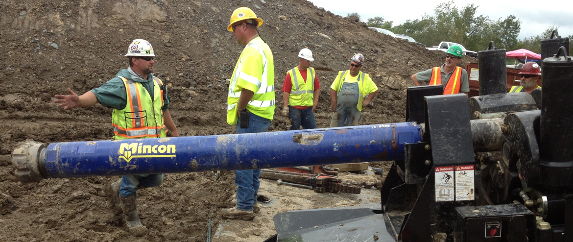 Mincon Hard Rock Directional Drilling